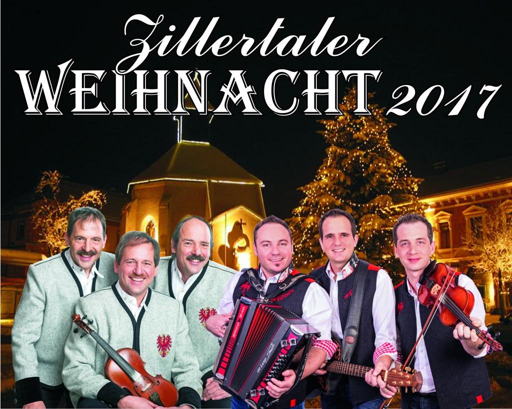 Zillertaler Weihnacht 2017